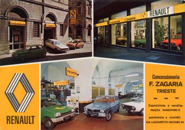 Misterkappa cartoline pubblicitarie varie pagina 4 for Mobilia trieste piazza sansovino