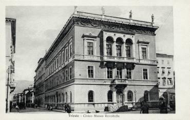 Trieste Civico Museo Revoltella