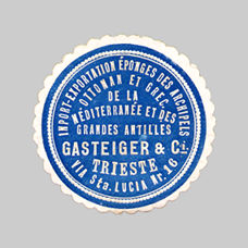 IMPORT-EXPORTATION ÉPONGES GASTEIGER & Ci.